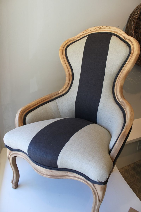 Chair Reupholstered In Dublin